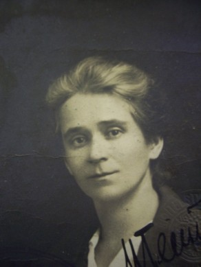 Marie Hoppe Teinitzerová