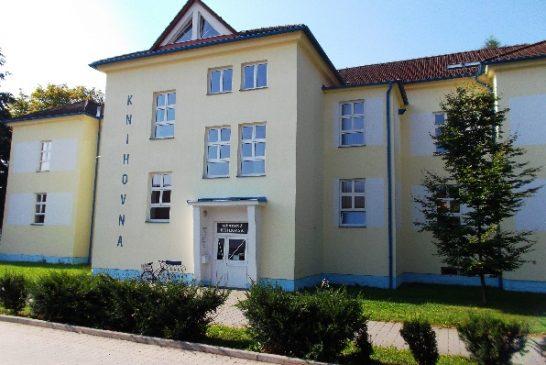 Městská knihovna Jindřichův Hradec