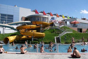 V aquaparku se chystá sobotní letní zábava