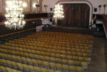 Divadelní sál Střelnice