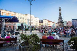 náměstí míru jindřichův hradec letní koncert