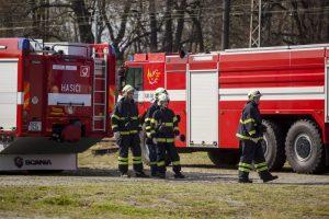 hasiči ilustrační