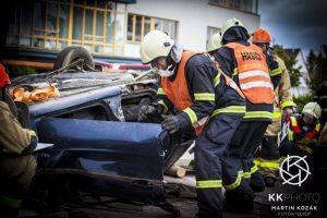 hasiči ilustrační nehoda