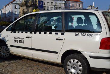 Taxi služba - Karel Chadim