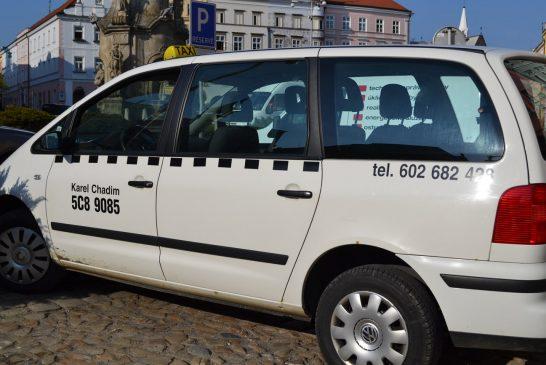 Taxislužba - Karel Chadim