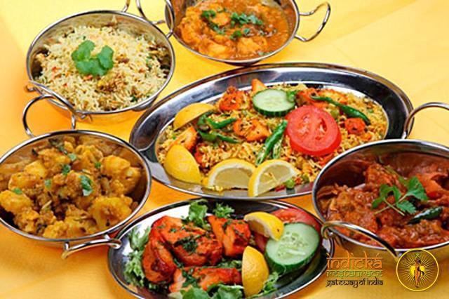 Indická Restaurace