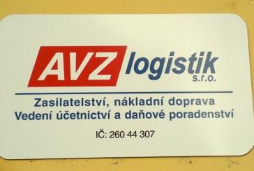 AVZ Logistik s.r.o. – účetnictví