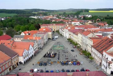 Jindřichův Hradec - Slavonice II