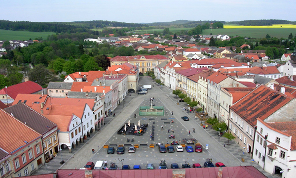 Český Rudolec - Slavonice