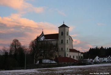 Klášter - Slavonice