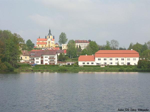 Jindřichův Hradec - Chlum u Třeboně