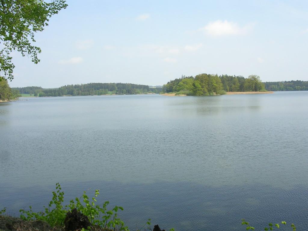Rybník Velká Holná
