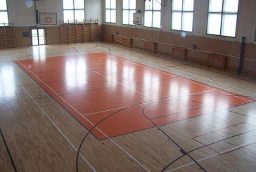 Sportovní hala Nová Bystřice