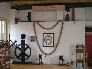 Provaznické muzeum Deštná