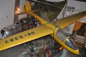 Letecké muzeum Deštná