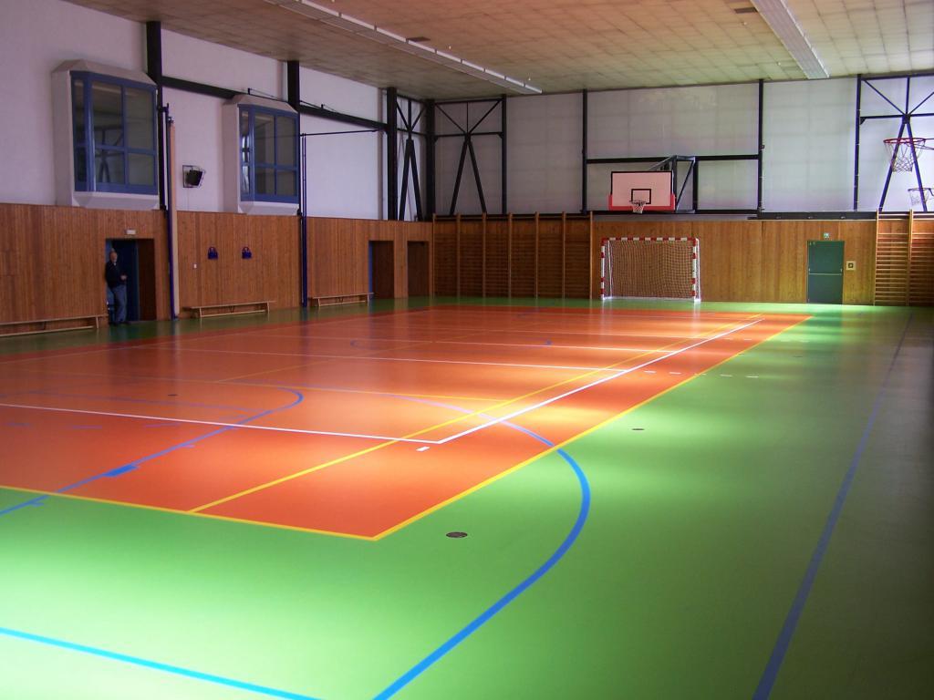 Sportovní hala města Jindřichova Hradce