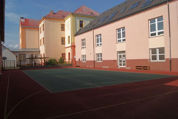 Sportovní hala Kardašova Řečice