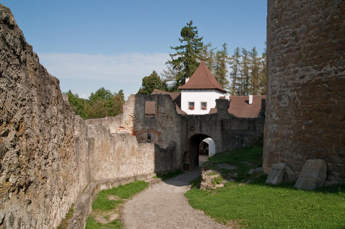 Landštejn - Nová Bystřice