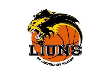 BK Lions: Skupina ČEZ novým partnerem basketbalového klubu Jindřichův Hradec