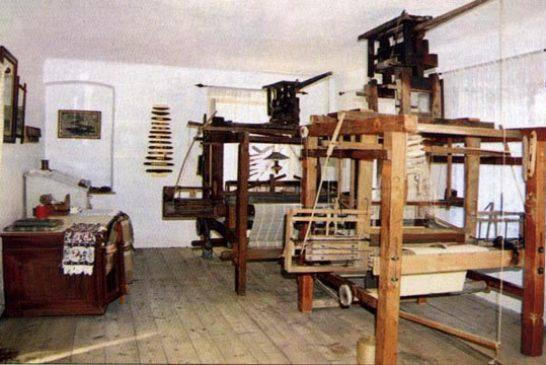 Muzeum tkalcovství Strmilov