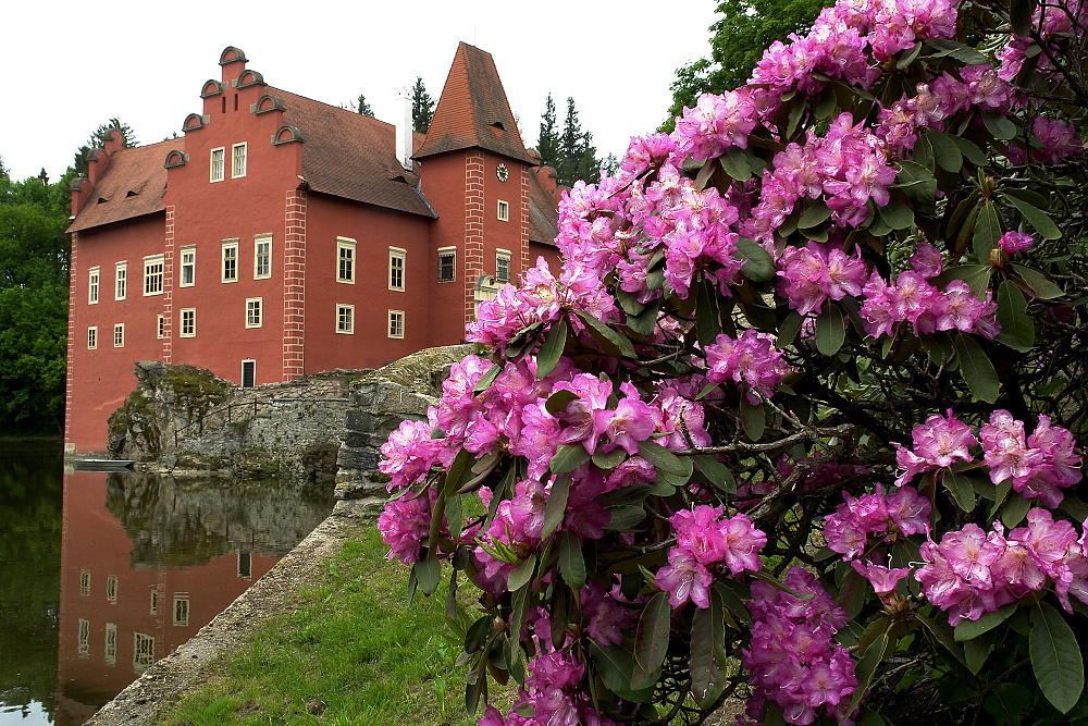 Státní zámek Červená Lhota