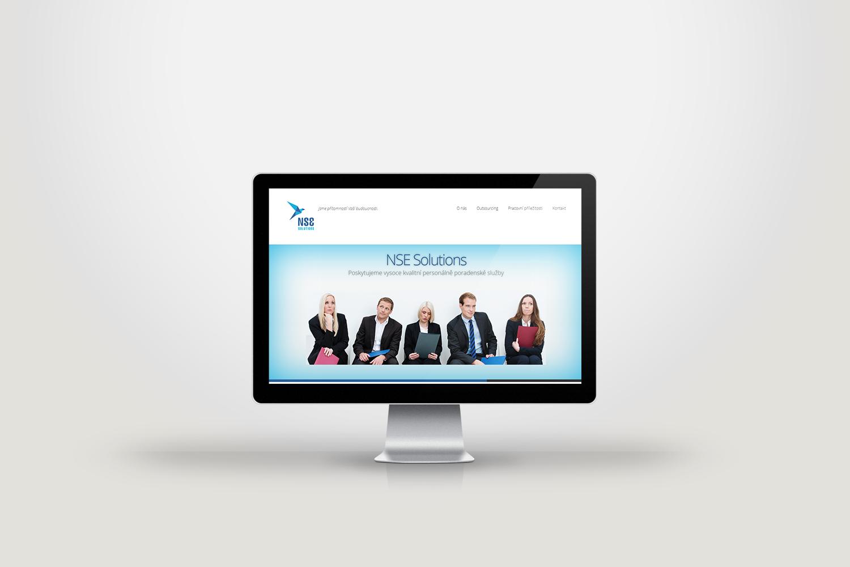 NSE Solutions – Jsme přítomností Vaší budoucnosti