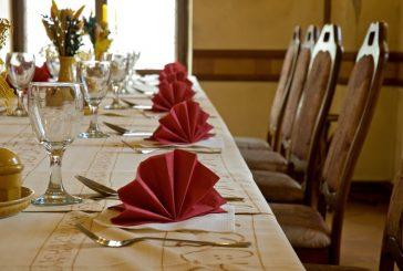 Víkendové menu v restauraci Bílá paní