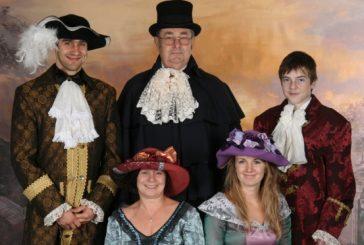 Přijďte se vyfotit v historických kostýmech do Muzea fotografie