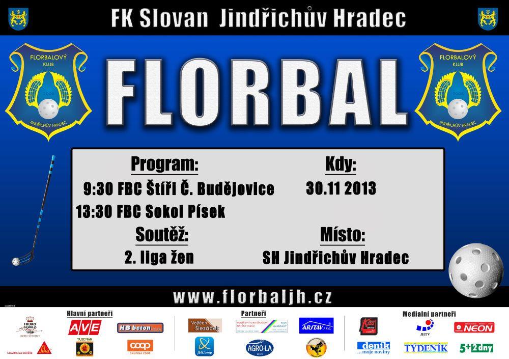 Pojďte s námi na florbal!
