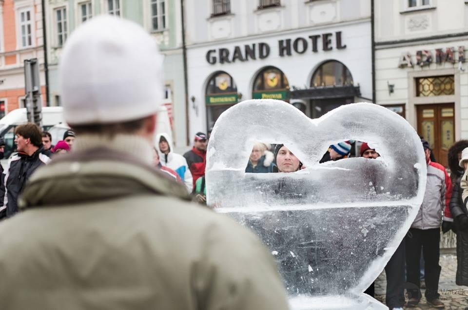 Vaše fotogalerie z ledového sochání - Autor: Jan Watzek