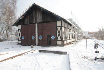 JHMD: Regionální úzkokolejné muzeum Nová Bystřice
