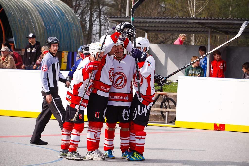 1.národní hokejbalová liga olymp hokejbal
