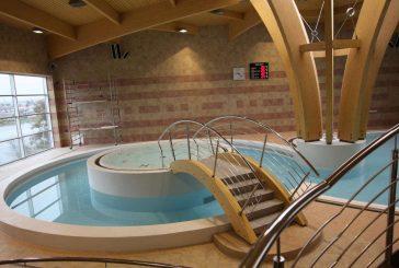 Otevírací doba bazénu a saun o vánočních prázdninách