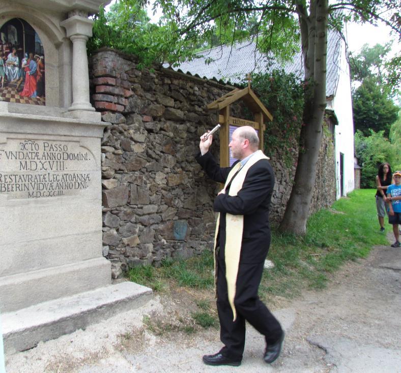 Křížová cesta ke sv. Jakubu se otevře v nové podobě
