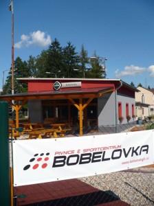 Sportcentrum a pivnice BOBELOVKA