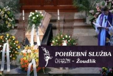 CHARON – Žoudlík – pohřební služba