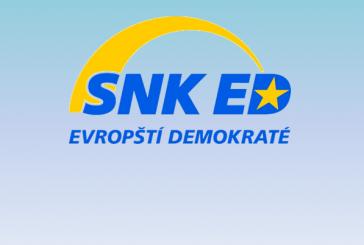 SNK Evropští demokraté