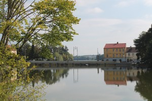 Jindřichův Hradec, zámek, hrad, Vajgar, ilustrační