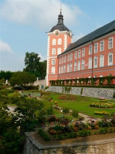 Kamenice nad Lipou - zámek