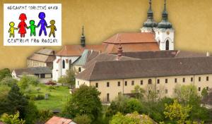 Podzimní setkání centra pro rodinu Okénko v klášteře Želiv