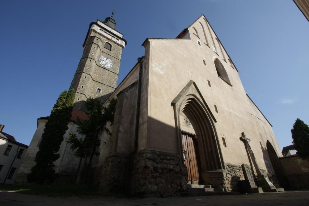 Kostel Nanebevzetí Panny Marie Slavonice