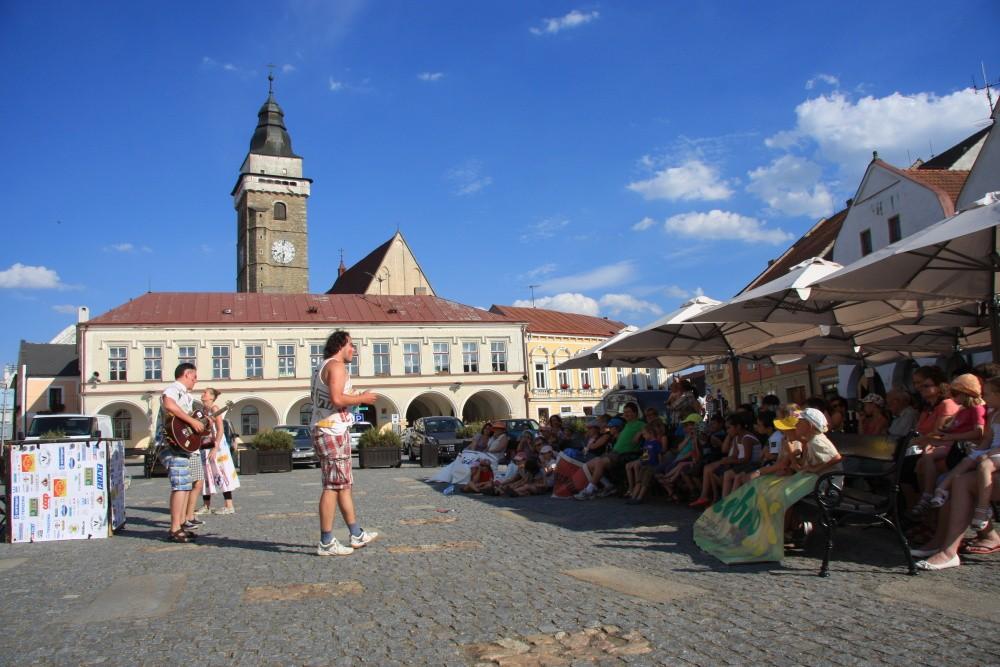 představení pro děti Slavonice