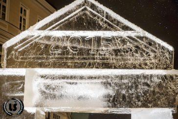 Fotil Lukáš Šamal: Ledový chrám