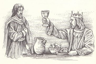 Odpustky za pití vína