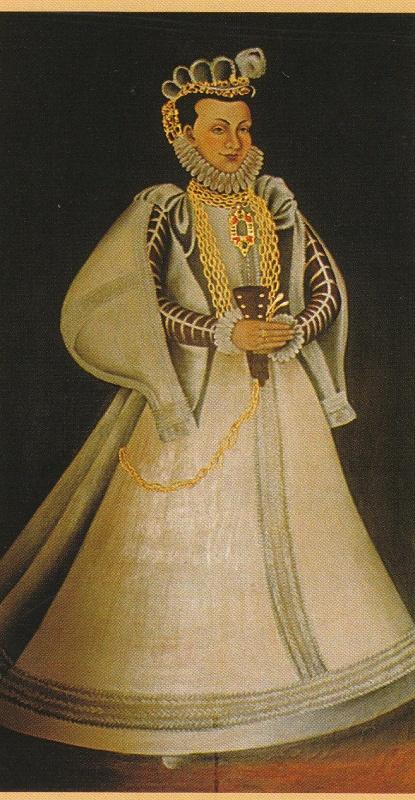Hradecké pověsti #6: Pověsti o Bílé paní