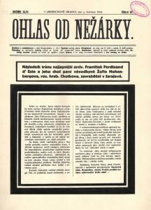 Velká válka ve sbírce Muzea Jindřichohradecka #3