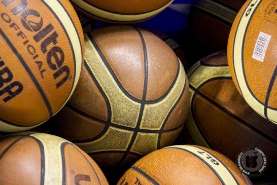 Basketbal - ilustrační foto: Lukáš Šamal