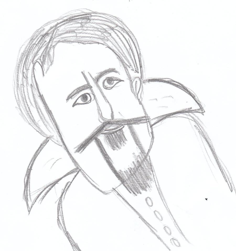 Hradecké pověsti #8: Šimon Lomnický z Budče