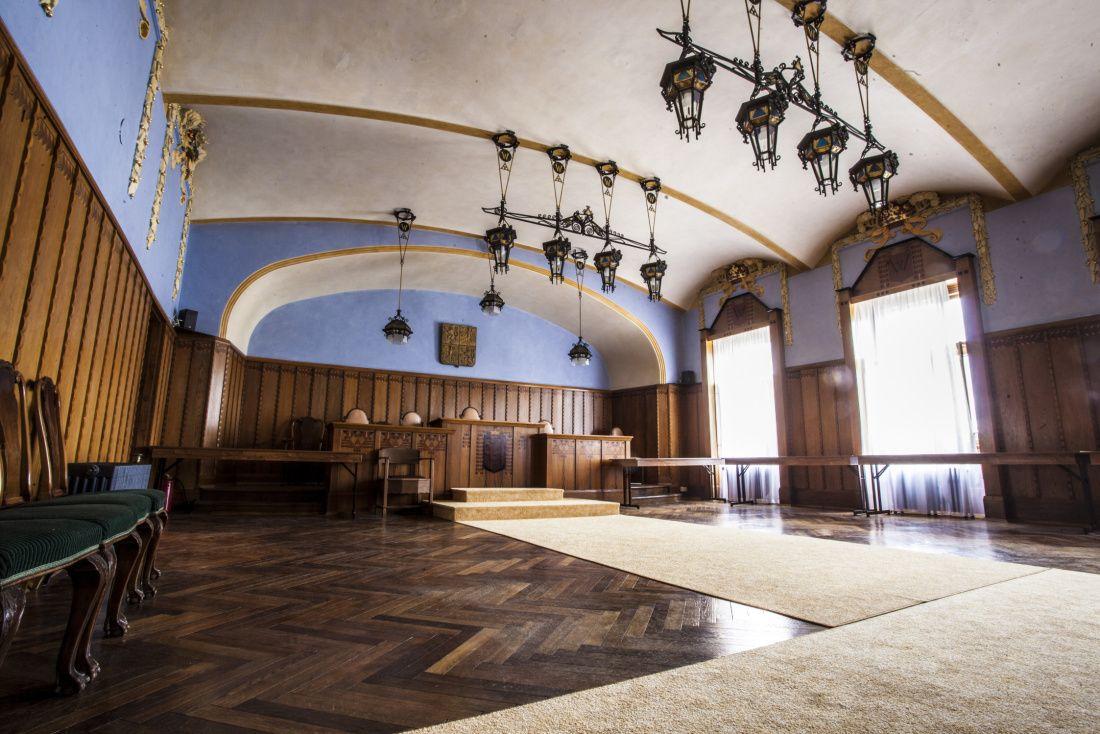Co najdete v budově Staré radnice