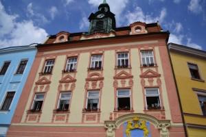 Fotila Amálie: Slavnostní otevření Staré radnice